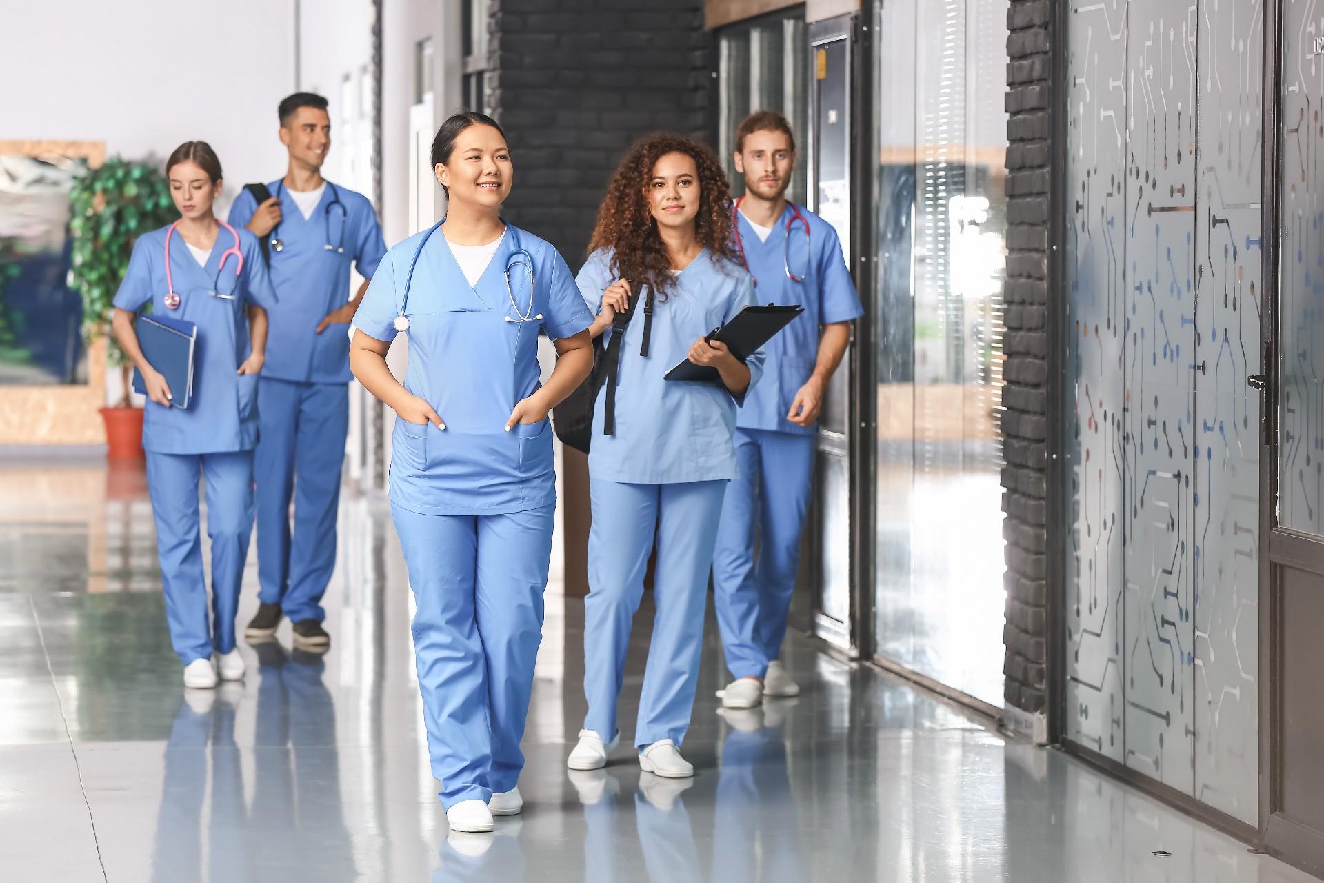 hemşirelikte yüksek lisans