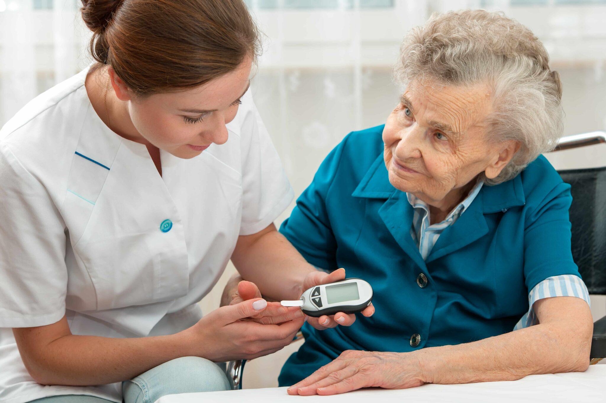 diyabet hemşireliği nedir
